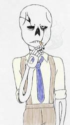 Mob!Gill - Normal Outfit by YumiTsukiyoru