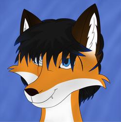 Vallis the fox by WolfKarono