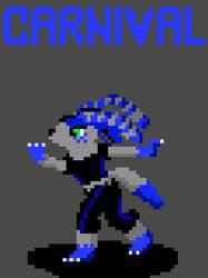 Carnival [The Spark Form Chronicles] Pixel Art by mattdoylemedia