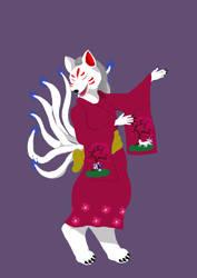 Kitsune by mattdoylemedia