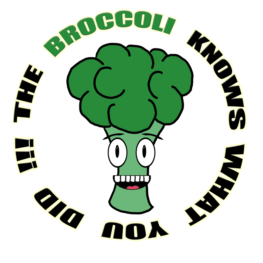 The Broccoli Knows What You Did !!! by mattdoylemedia
