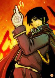 Flame Alchemist by Rikyo