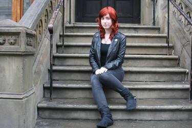 .:Clary Cosplay 3:. by Eridan-Swwag