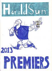 Carlton Football club as premiers? I wish. by ghostlyman123