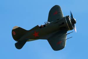 Polikarpov I-16 Rata by Daniel-Wales-Images