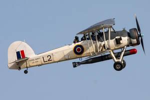 Fairey Swordfish II by Daniel-Wales-Images