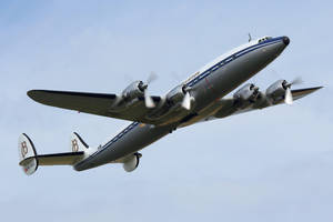 Lockheed C-121C Super Constellation by Daniel-Wales-Images