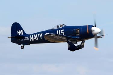 Hawker Sea Fury FB.10 by Daniel-Wales-Images