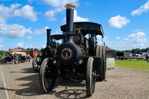 McLaren Road Locomotive Pair by Daniel-Wales-Images