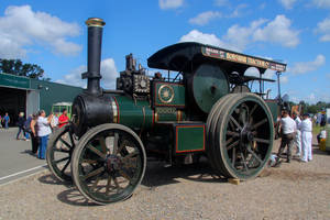 1919 McLaren 10nhp 14 ton Road Locomotive by Daniel-Wales-Images