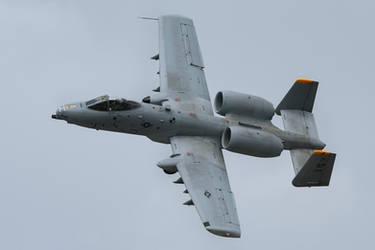 Fairchild Republic A-10C Thunderbolt II by Daniel-Wales-Images