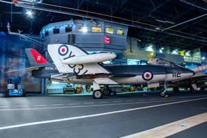 Supermarine Scimitar F.1 by Daniel-Wales-Images
