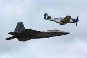 Heritage Flight by Daniel-Wales-Images