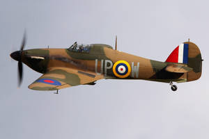 Hawker Hurricane Mk.I by Daniel-Wales-Images