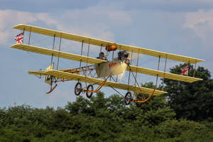 Roe IV Triplane (Reproduction) by Daniel-Wales-Images