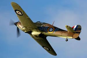 Hawker Hurricane Mk.IIa by Daniel-Wales-Images
