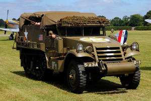 M2 half-track by Daniel-Wales-Images