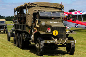 Gmc Cckw 353 -Deuce and a half- by Daniel-Wales-Images
