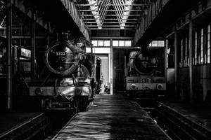 Engines at rest by Daniel-Wales-Images