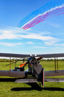 The Red Arrows at Shuttleworth by Daniel-Wales-Images