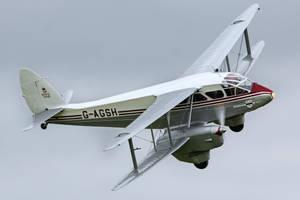 de Havilland DH.89a Dragon Rapide by Daniel-Wales-Images