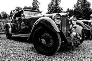 1937 Lagonda by Daniel-Wales-Images