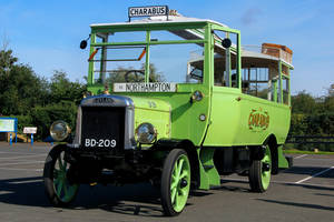 1921 Leyland G7 Dodson Charabus by Daniel-Wales-Images