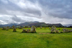 Castlerigg Stone Circle by Daniel-Wales-Images