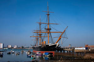 HMS Warrior by Daniel-Wales-Images