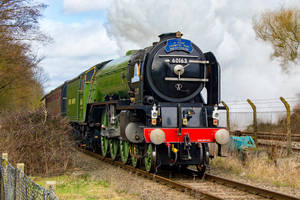 Peppercorn Class A1 60163 Tornado by Daniel-Wales-Images