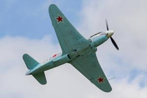 Yakovlev Yak-3M by Daniel-Wales-Images
