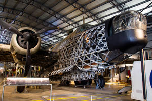 Vickers Wellington  B.Ia by Daniel-Wales-Images