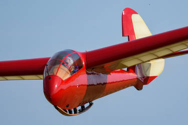Slingsby T.13 Petrel by Daniel-Wales-Images