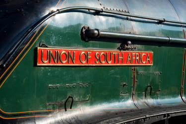 LNER Class A4 '4488' Union of South Africa by Daniel-Wales-Images