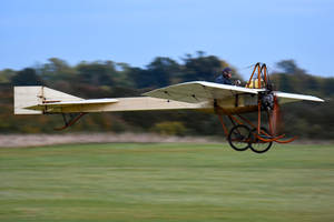 1910 Deperdussin Monoplane (Original) by Daniel-Wales-Images