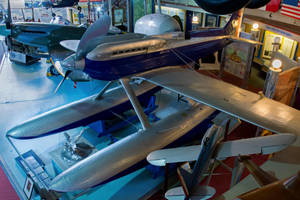 Supermarine S.6a by Daniel-Wales-Images