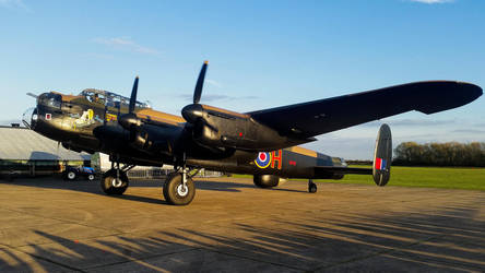 Avro Lancaster B.VII by Daniel-Wales-Images