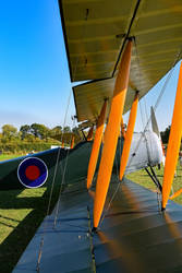 Avro 504K (Original) by Daniel-Wales-Images