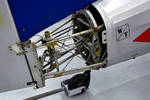 Gladiator Tail Wheel Assembly by Daniel-Wales-Images