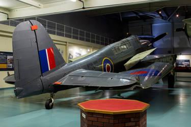 Fairey Fulmar Mk.I by Daniel-Wales-Images