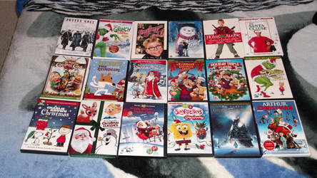 My favourite holiday movies and specials by Oceanlinerorca