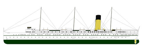 SS Keewatin by Oceanlinerorca