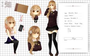 FnS: Hayashi, Kayo by ayaring