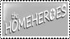 Homeheroes dA Stamp by RalfTheRalfMan
