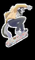 Jump Boy by NovaBerry