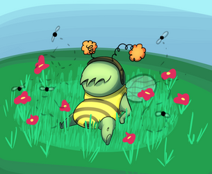 BumbleVee by danceswithzerg