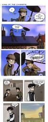 Comic dump by JesnCin