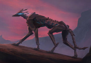 Cheetah Robot by Andrew-Lim
