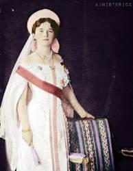 Olga 1913 by ajhistoric2