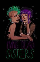 Living dead sisters by HetteMaudit